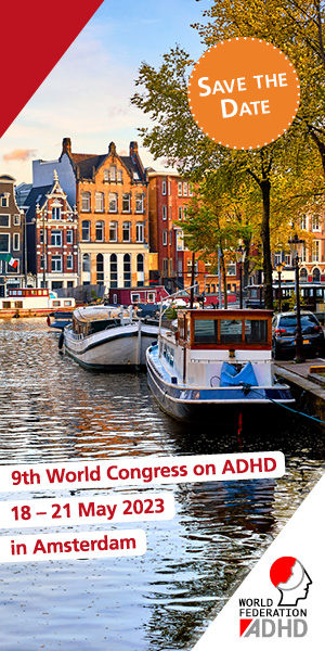 Save the Date ADHD 2023